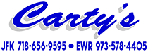 Cartys Refrigerated Seafood Distribution Logo